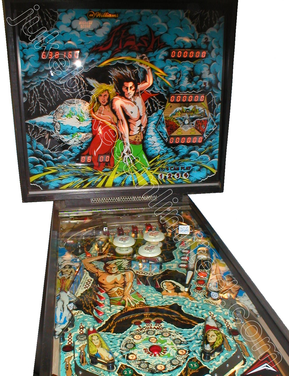 1979 Williams Quot Flash Quot Pinball For Sale