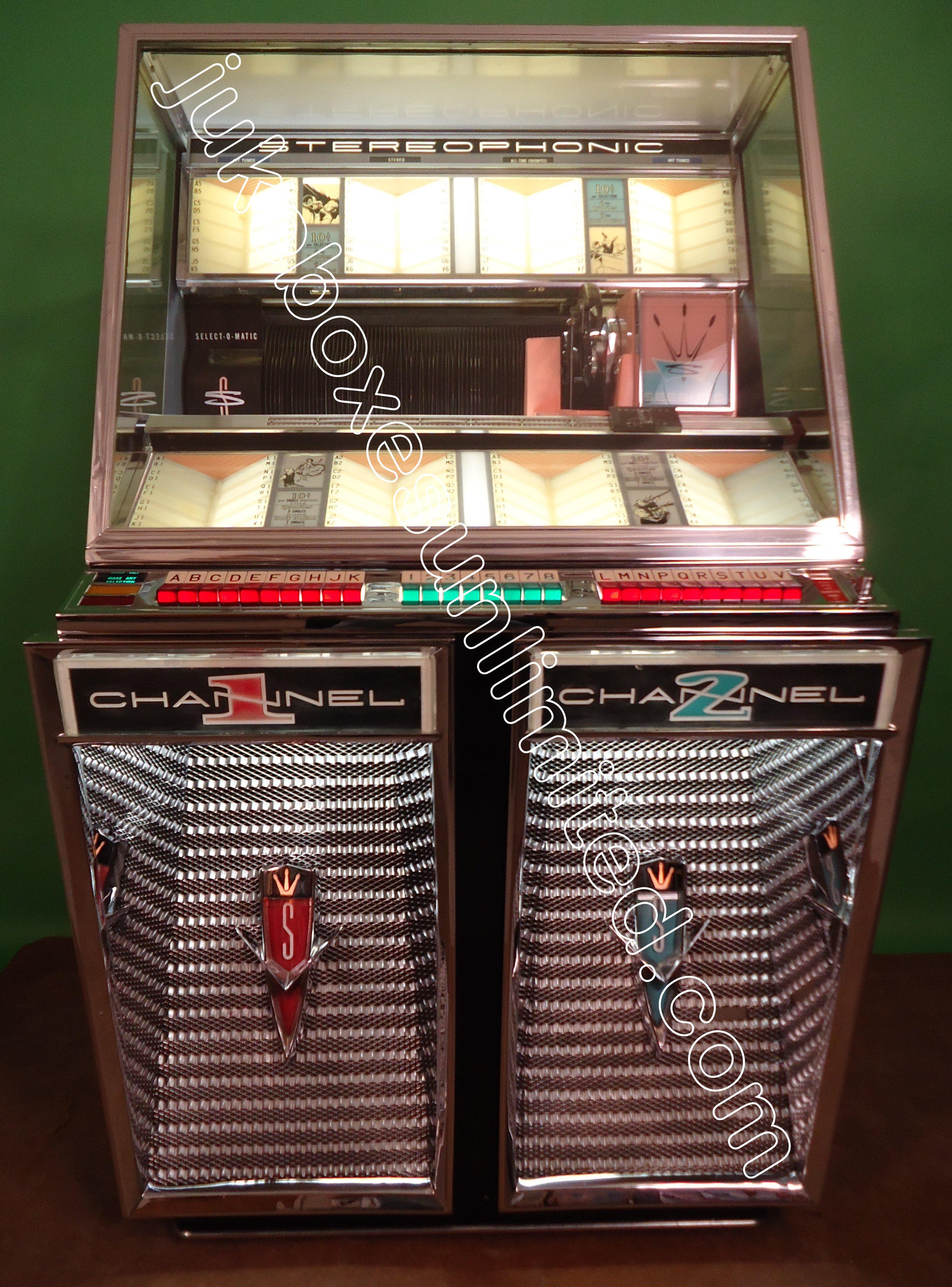 1959 seeburg 222 jukebox for sale. Black Bedroom Furniture Sets. Home Design Ideas